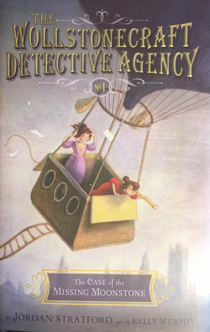 the wollstonecraft detective agency  the case of the